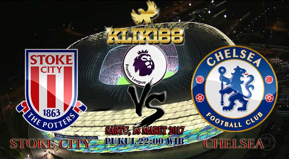 Prediksi Stoke City vs Chelsea 18 Maret 2017