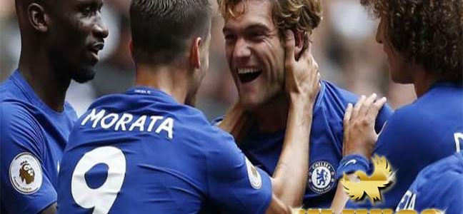 Marcos Alonso Jadi Pahlawan Kemenangan The Blues