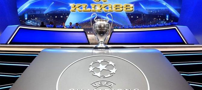 Jadwal Liga Champions Penyisihan Grup Musim 2017-18
