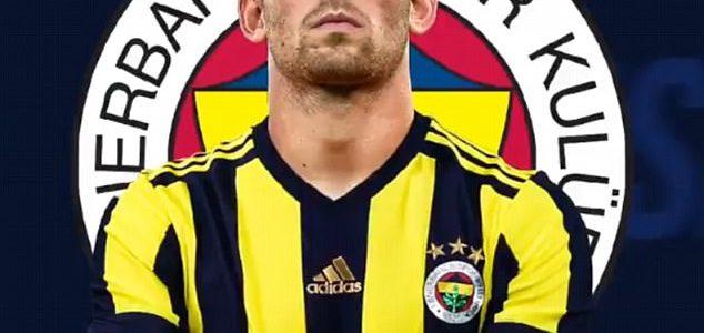 Striker Spurs Vincent Janssen Dipinjam Semusim Ke Fenerbache