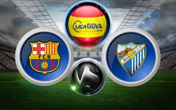 Prediksi Bola Barcelona vs Malaga 22 Oktober 2017