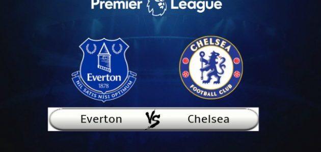Prediksi Bola Everton vs Chelsea 23 Desember 2017
