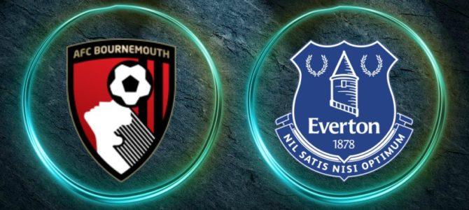 Prediksi Bournemouth vs Everton 30 Desember 2017