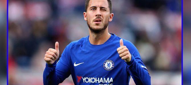Hazard Tak Mau Terburu-Buru Bicara Kontrak Dengan Chelsea