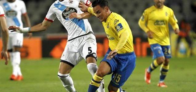 Prediksi Deportivo La Coruna vs Las Palmas 17 Maret 2018