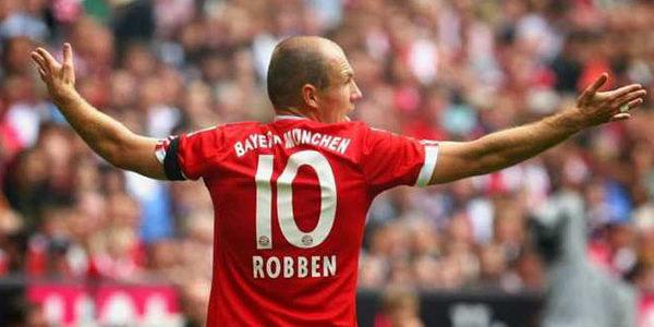 Robben Sudah Tak Sabar Tunggu Kontrak Baru di Bayern Munchen