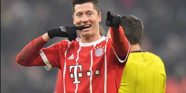 Bayern Munchen Harus Biarkan Lewandowski Pindah ke Real Madrid