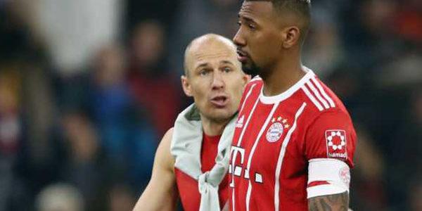 Bayern Munchen Kalah Dari Real Madrid Dua Pemainnya Tumbang