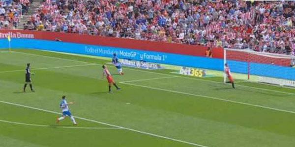 Laporan Pertandingan Sepakbola LaLiga Girona VS Espanyol