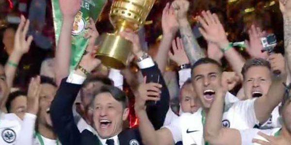 Laporan Pertandingan Sepakbola Bayern Munchen VS Frankfurt