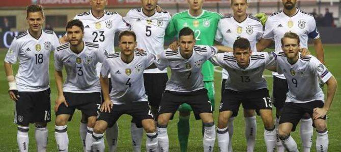 Prediksi Pertandingan Sepakbola Timnas Jerman VS Timnas Meksiko